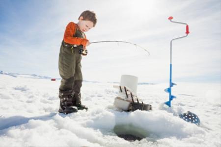 Isfiske i Snefjord 2017
